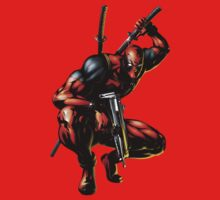 Deadpool by droidwalker