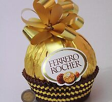 Posy City- Ferrero Rocher Chocolate by PosyCity