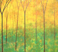Appalachian Forest II  by Herb Dickinson
