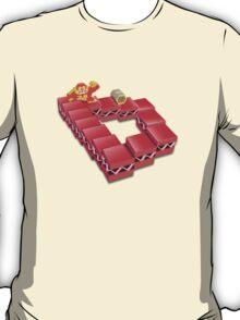 Donkey Kong infinite barrel roll T-Shirt