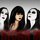 The Girls Of American Mary by DiscordCBamBam
