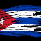 Cuban Flag by jkon275