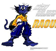 Raoul (Kid Soldier 2012) Poster by TakeshiUSA
