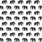 Cool Africa Pattern Elephant Picture by thejoyker1986