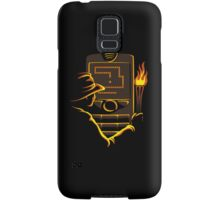 Why Did It Have To Be Snake? Samsung Galaxy Case/Skin