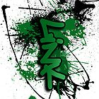 LINK Graffiti by Link270