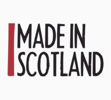 Made In Scotland by Style-O-Mat