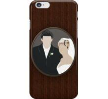 Buffy + Angel = Bangel iPhone Case/Skin