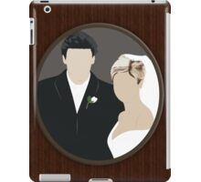 Buffy + Angel = Bangel iPad Case/Skin