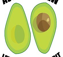 Avocado Crew by ChristinaCan