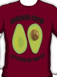 Avocado Crew T-Shirt