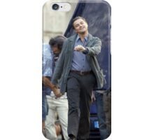 Leonardo DiCaprio Walking iPhone Case/Skin