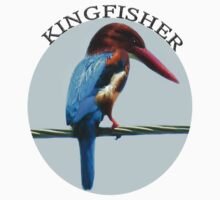 <º))))><KINGFISHER TEE SHIRT<º))))><      by ╰⊰✿ℒᵒᶹᵉ Bonita✿⊱╮ Lalonde✿⊱╮