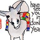 I Miss You (Donkey Years) by dosankodebbie