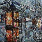 November Walk by Stefano Popovski