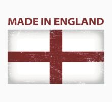 MADE IN ENGLAND by CalumCJL