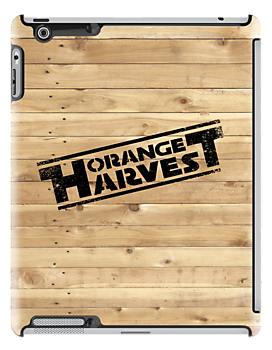 ORANGE HARVEST (DISTRESSED) by w1ckerman
