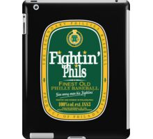 Fightin' Phils Dew iPad Case/Skin