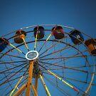 Ferris Wheel by KellyHeaton