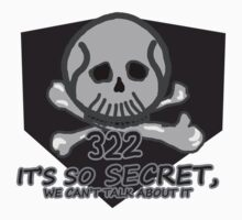 Skull and Bones secret society by Fichorka