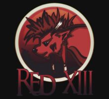 Final Fantasy VII - Red XIII Tribute by Reverendryu