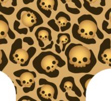 Bone Kandi - Leopard Print /light/ Sticker