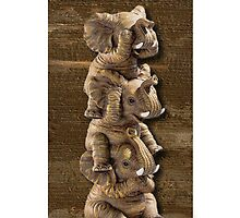 ✿♥‿♥✿ELEPHANTS...SEE NO EVIL..HEAR NO EVIL,SPEAK NO EVIL IPHONE CASE ✿♥‿♥✿ by ╰⊰✿ℒᵒᶹᵉ Bonita✿⊱╮ Lalonde✿⊱╮