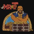 Mr. T by MarqueeBros