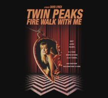 Twin Peaks: Fire Walk With Me by DCdesign