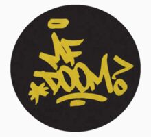 MF Doom Logo by nekooooxxw