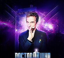 The 12th Doctor by RedInkCr8