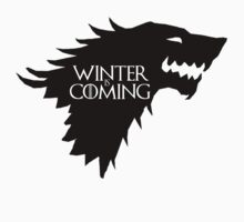 House Stark Kids Clothes