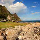 Antrim Coast Road by Adrian McGlynn