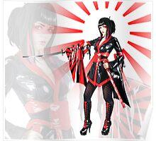 Samurai Elisanth Poster