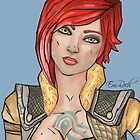 Lillith Borderlands by EmRachArt92