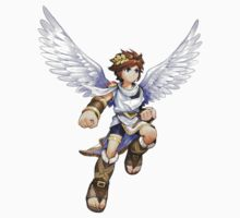 Pit- Kid Icarus by coltoncaelin