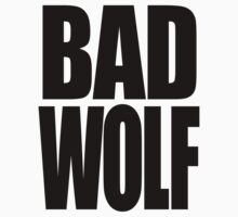 BAD WOLF by Uccellino