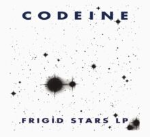 Frigid Stars LP by Codeine by OrganDonor