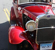 30's Ford Streetrod by lighthousegrphx