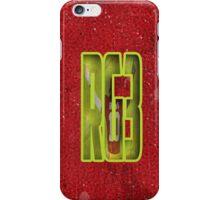 RG 3 iPhone Case/Skin