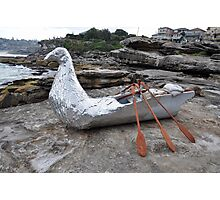 Bird/Boat, Sculptures By The Sea, Australia 2012 Photographic Print