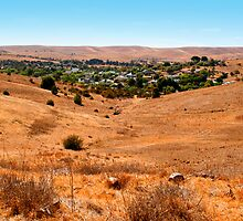 Small town in Australia by jwwallace