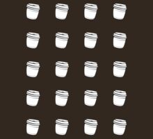 Coffee pattern by Ignasi Martín