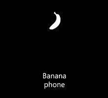 Banana phone by poppyflower