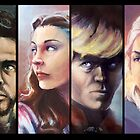 Game of Thrones by Ylaya