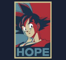 goku is our only HOPE! T-Shirt