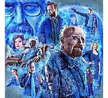 Breaking Bad - All Bad Things Photographic Print