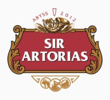 Sir Atorias Beer ~ Dark Souls by TwinMaster