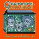 Governor's Aquariums by jkilpatrick