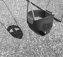 Shadow of a Swing by Keeawe